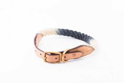 Falmouth Designer Dog Collar