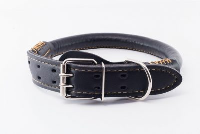 Sherwood Dog Collar - Black