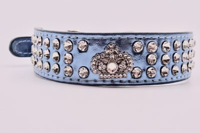 Windsor designer dog collar