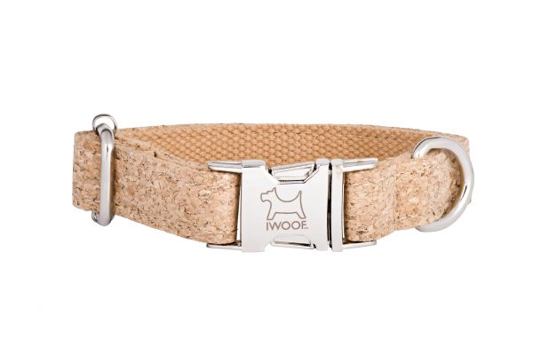 Sand Storm designer dog collar and matching designer dog lead set by IWOOF