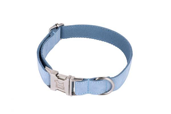 Atlantic designer dog collar and matching designer dog lead by IWOOF