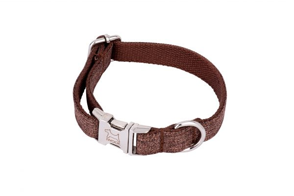 Muddy Puddle designer dog collar by IWOOF