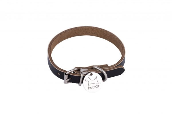 MORWENNA designer dog collar by IWOOF
