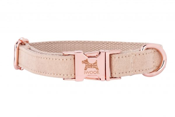 London designer dog collar by IWOOF