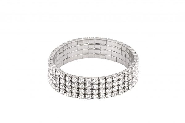 Diamond one piece designer dog collar by IWOOF