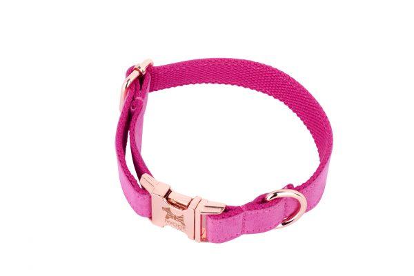 English Rose designer dog collar by IWOOF